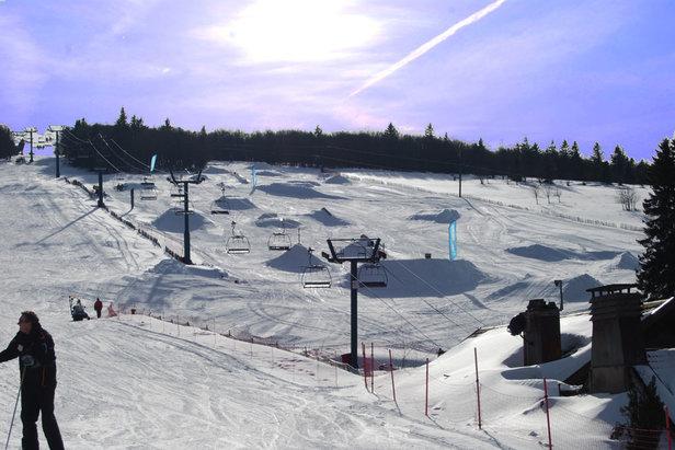 ski la Schlucht