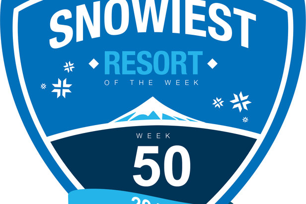 Snowiest Resort of the Week (Woche 50/2015): Norwegen auch diese Woche auf Platz 1 ©Snowiest Resort of the Week