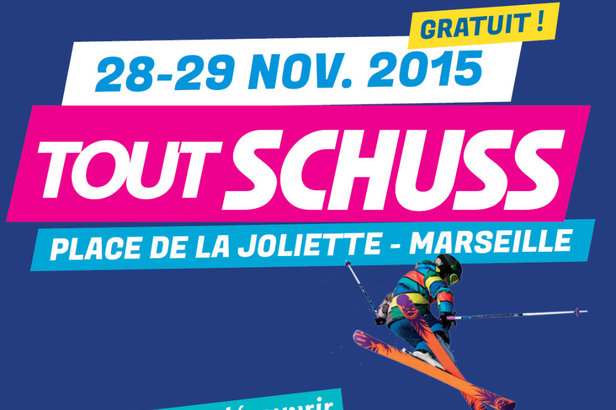 2 ème édition du Tout Shuss Day ce week-end à Marseille