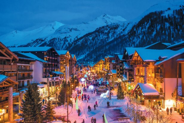 Best places to ski at christmas - Office du tourisme val d isere ...