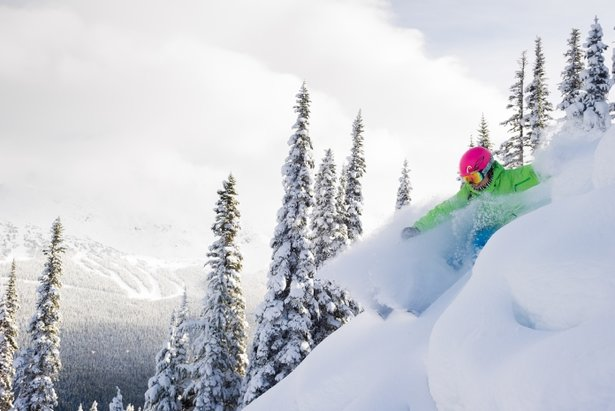 2019/2020 Season Pass Guide - ©Tourism Whistler/Mike Crane