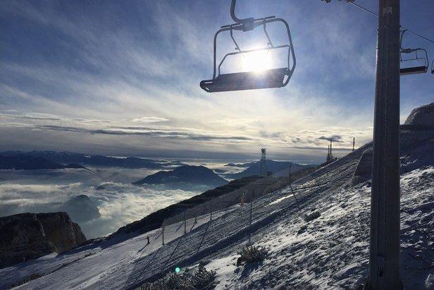 Andalo, Fai della Paganella  - © Paganella Ski Facebook - Ph. Roberto Mittestainer