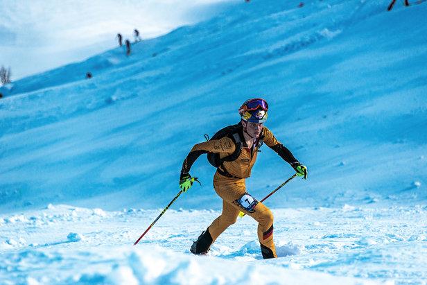Weltcup im Skibergsteigen startet in Andorra: Weltcup-Einstieg in Vertical und Individual- ©Andres Beregovich/ekkoimages.com
