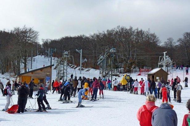 Station de ski du Mont Aigoual / Prat Peyrot