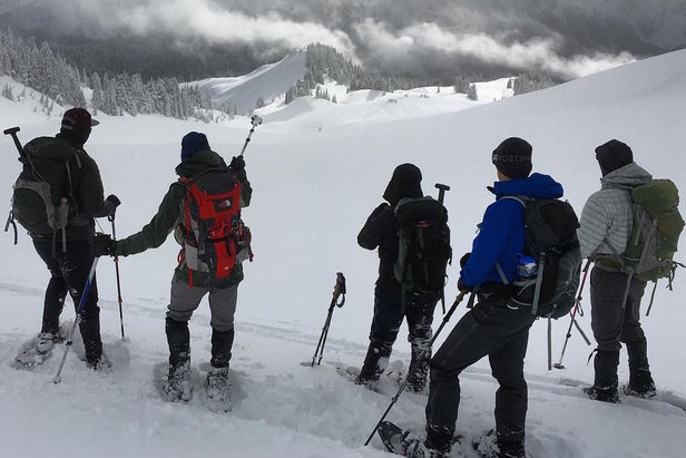 Avalanche Experts on Deadly Western Snowpack ©Northwest Avalanche Center