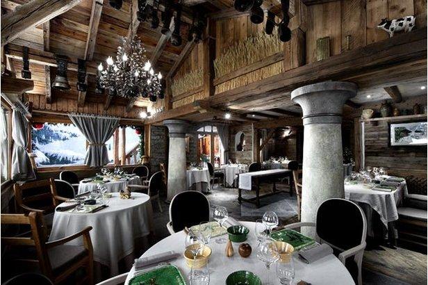 Un déjeuner haut de gamme au restaurant gastronomique La Bouitte à Saint-Martin-de-Belleville