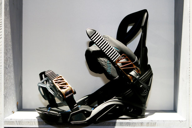 ISPO Boots, Bindungen &  Accessoires: Salomon, Gnu, Arbor, POC, Elan ©Stefan Drexl