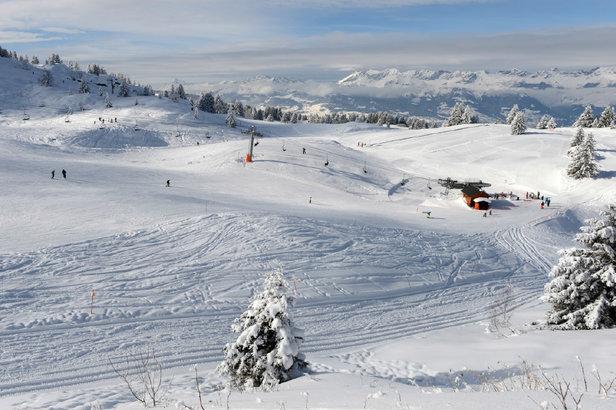 Les Houches : tout un monde dédié au ski et aux découvertes enneigées