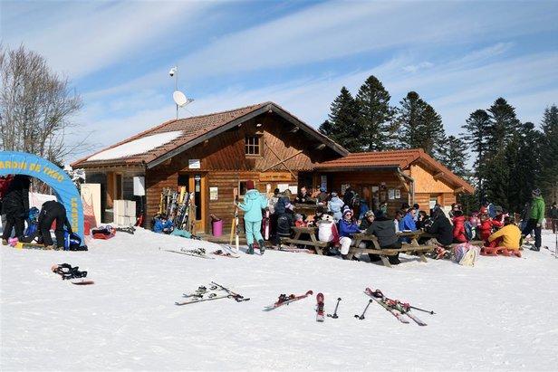 station de ski de Prabouré