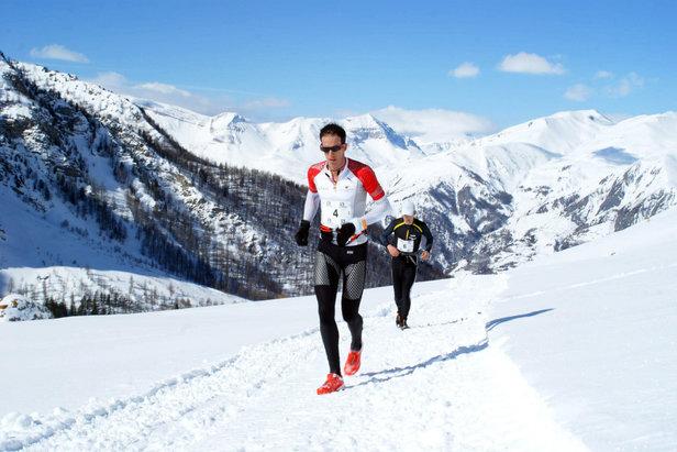 tous sur du Ubaye pour neige Trail amoureux trail Snow les thBCsrxQd