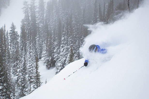 Jackson Hole Golden Ticket: 20+ Feet of Wyoming Powder at a Discount- ©Jackson Hole Mountain Resort