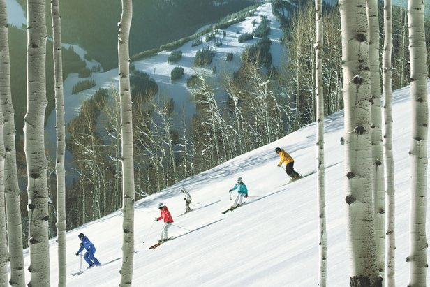 Top Ski Resorts for Thanksgiving: Beaver Creek- ©Vail Resorts