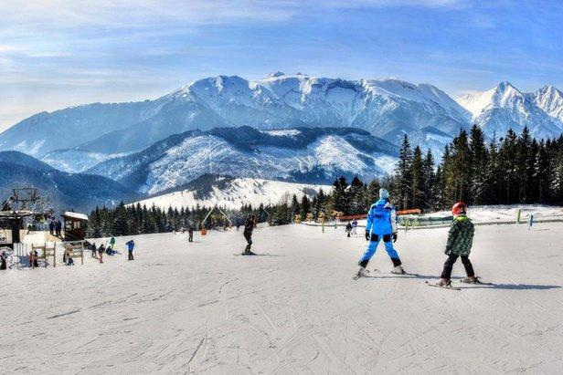 Bachledka - rodinné středisko s nečekaným lyžařským potenciálem- ©facebook Ski Bachledka
