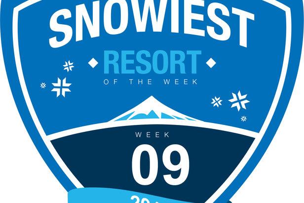 Snowiest Resort of the Week - 9. kalendárny týždeň