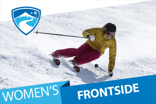 Women's Frontside Ski Buyers' Guide 2016/2017- ©Liam Doran