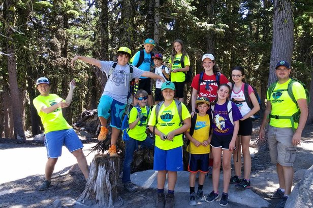 Mt. Hood Meadows presents four kids mountain camps this summer.