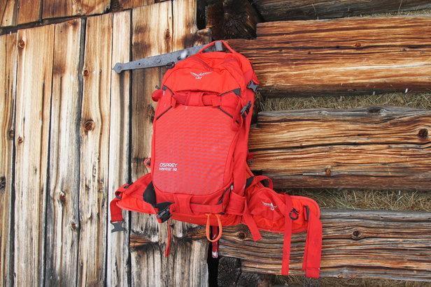 Im Test: Osprey Kamber 32 Skirucksack- ©Skiinfo