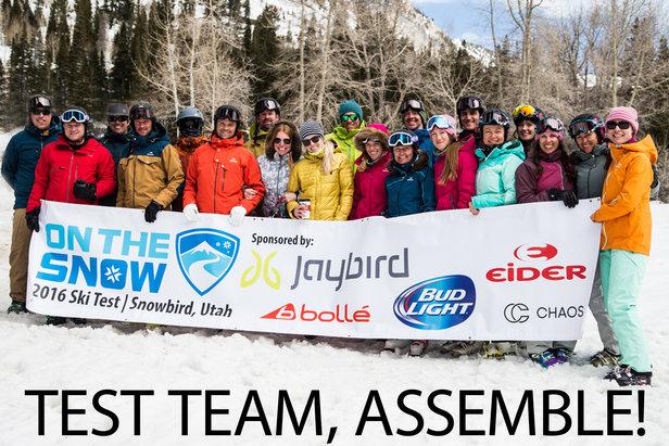 Photo Gallery: Test Team, Assemble!  ©Liam Doran