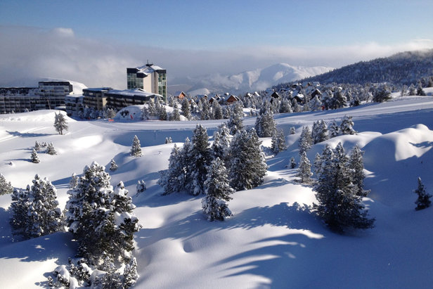 station de ski de La Pierre St Martin