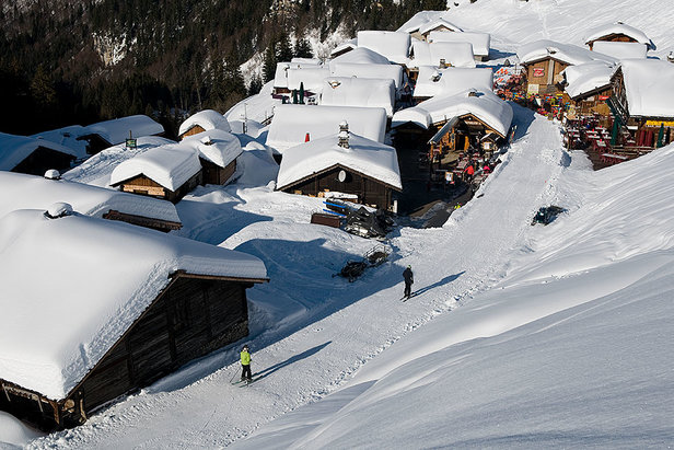 Station de ski de Montriond
