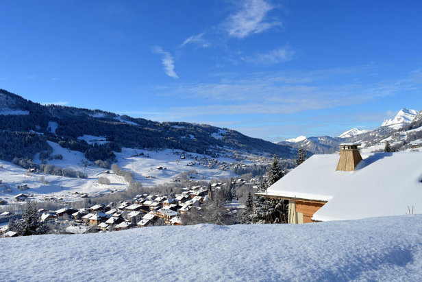Station de ski de Praz sur Arly
