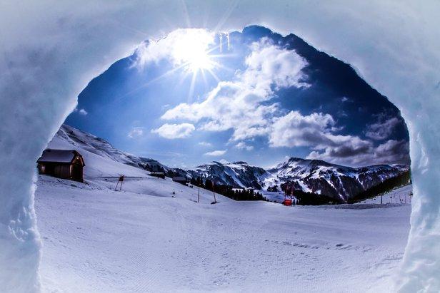 Fiemme-Obereggen: la skiarea è pronta per la stagione 2016-17- ©Scuola Sci Pampeago Facebook