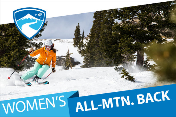 Women's All-Mountain Back Ski Buyers' Guide 2016/2017- ©Liam Doran