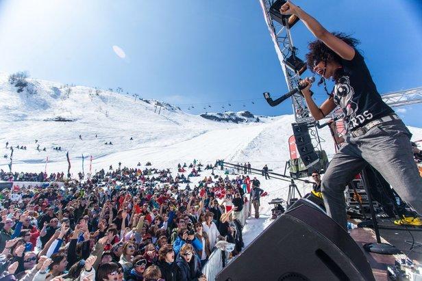 Evénement désormais incontournable, l'édition 2017 du Festival « Rock The Pistes » se tiendra du 18 au 25 mars prochain sur les pistes d'Avoriaz...