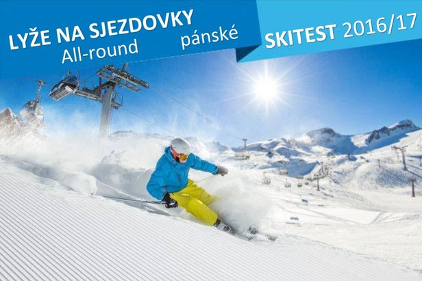 Allround-Ski / Test lyží na sjezdovky 2016/17 / Pánské lyže ©Lukas Gojda