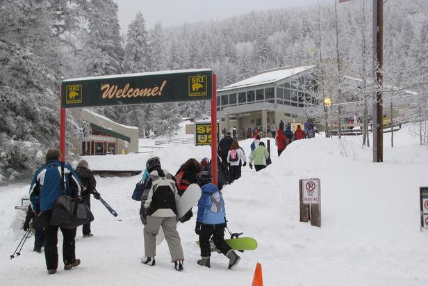 Ski Santa Fe NM 2