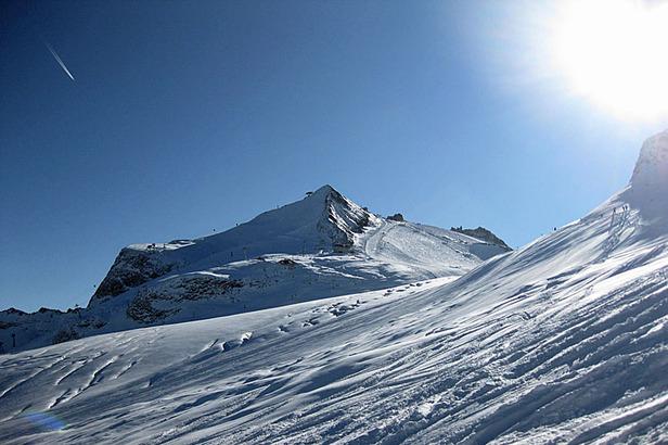 Skiopening am Hintertuxer Gletscher