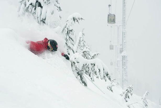 Snow Just Gets Heavier In Western North America