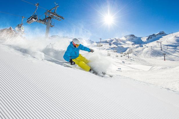 Avec le retour progressif d'un temps plus frais et plus dégagé, le week-end s'annonce très bien sur les pistes de ski...