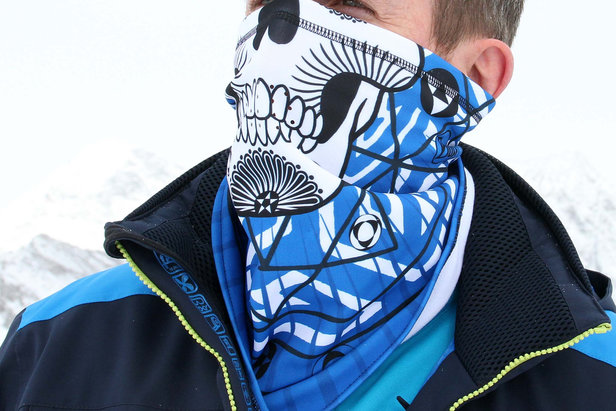 Im Test: Tech Fleece Bandana Buff® und Tech Fleece Hat Buff®- ©Skiinfo