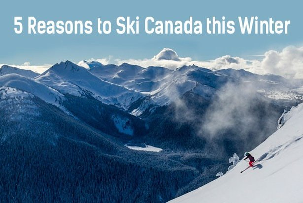 Discover why Canada is the ultimate experience for skiers and boarders.