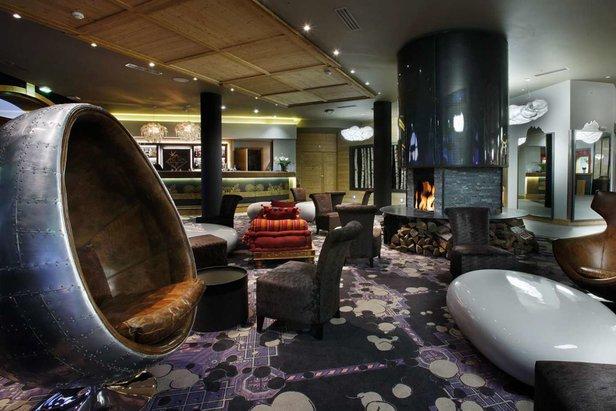 Hôtel Koh-I Nor, Hotel de luxe 5 étoiles à Val Thorens