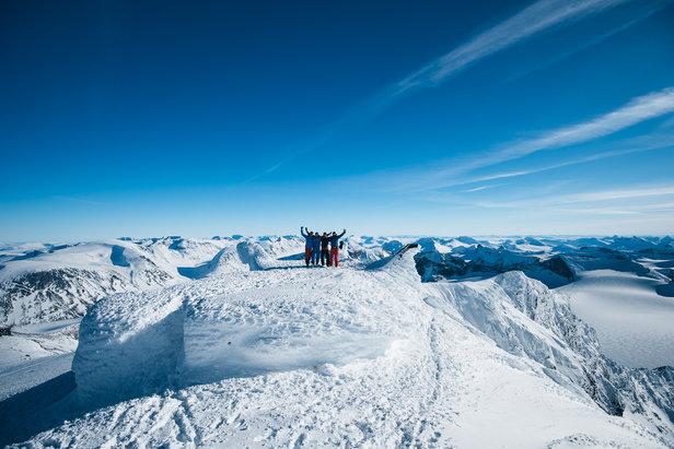 Bli med inn i Jotunheimen - ©Tor Berge - Norexplore
