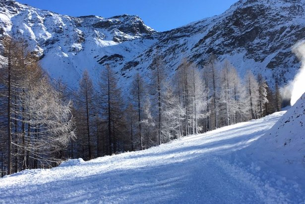 Skiarea Valchiavenna, Madesimo - 14 Novembre 2016  - © Skiareavalchiavenna.it