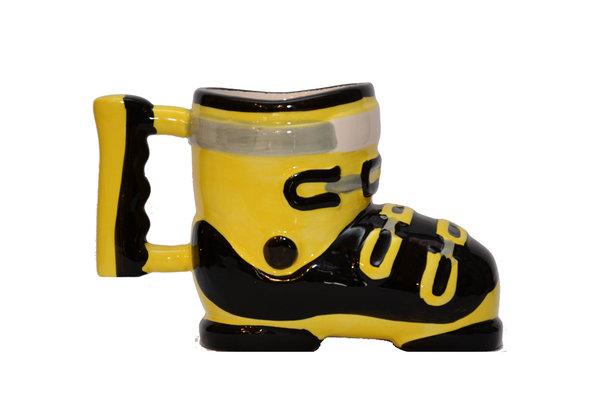 Mug chaussure de ski