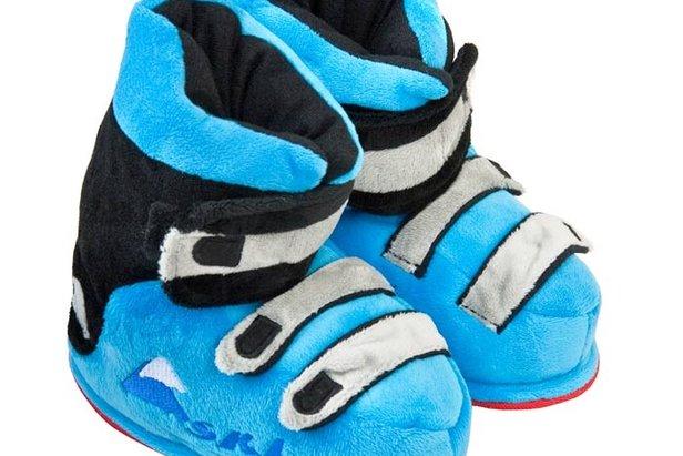 Pantouffles chaussures de ski