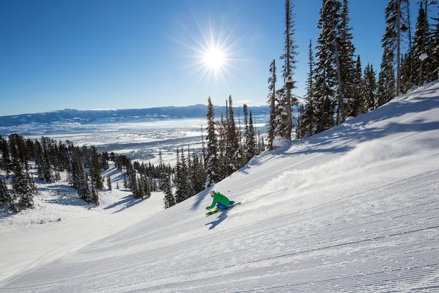 Best Bets for Early-Season Skiing - ©Jackson Hole Mountain Resort