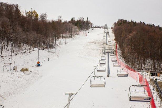 Stacja narciarska Wisła Stok  - © Stacja narciarska Wisła Stok