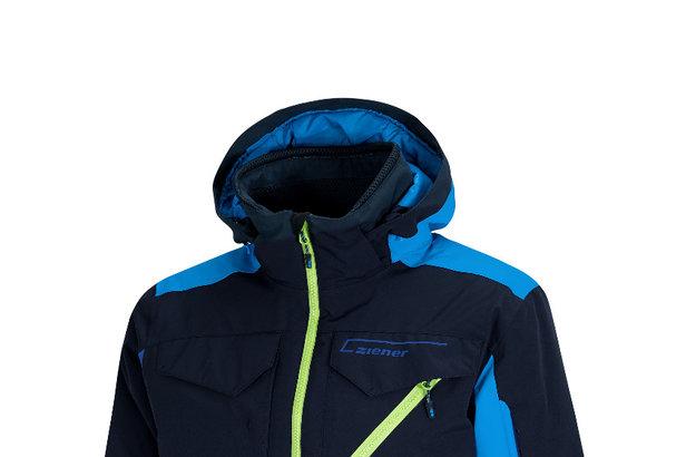 Im Test: Ziener Televate Jacket- ©Ziener