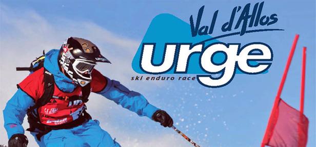 (event) - Val d'Allos Urge Ski Enduro