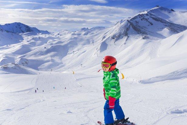 Finn riktig ski: Lengdeanbefaling for barneski- ©Max Topchli