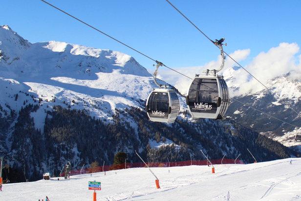 Prêts à rechausser les skis? Ce week-end, ne ratez l'ouverture du domaine de Valfréjus !