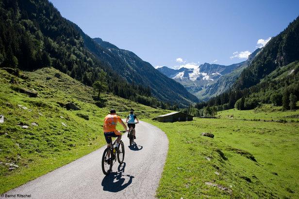 Rowery w Zillertal