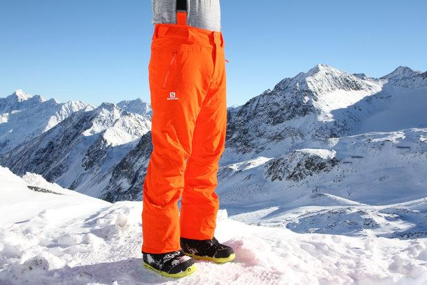 online retailer c5d28 ca41b Salomon - Iceglory Pant