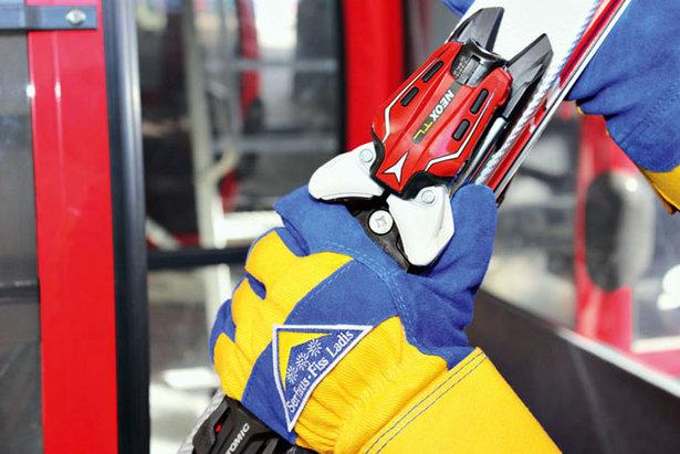 Serfaus Hands