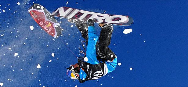 (event) - Snowkite Masters (photo Bertrand Boone)